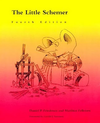 Cover of the Little Schemer